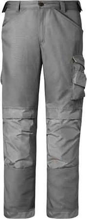 Hultafors (Snickers) Bundhose Canvas Plus Gr.54 grau 33141818054