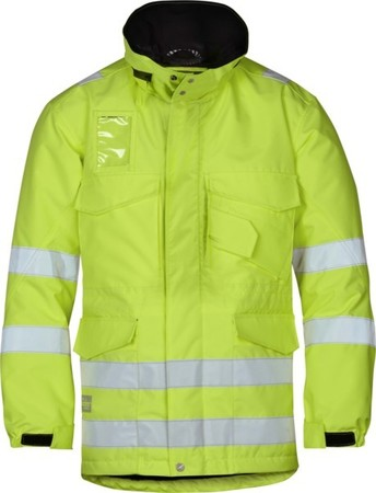 Hultafors (Snickers) High Vis Winterparka Kl.3, Gr.M Regular 182
