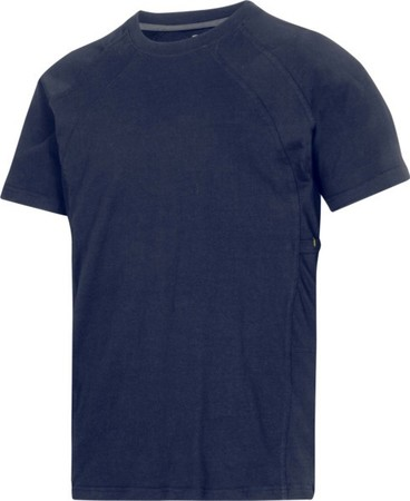Hultafors (Snickers) Heavy T-Shirt navy, Gr.XL 25049500007