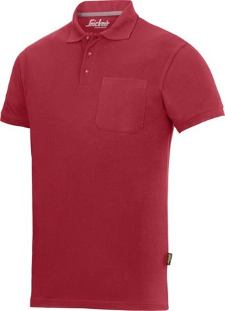 Hultafors (Snickers) Poloshirt chili, Gr. XS 27081600003