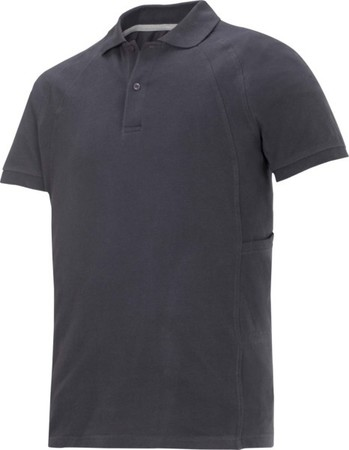 Hultafors (Snickers) Classic Poloshirt stahlgrau, Gr.S 271058000