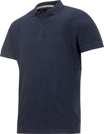 Hultafors (Snickers) Classic Poloshirt navy, Gr.S 27109500004