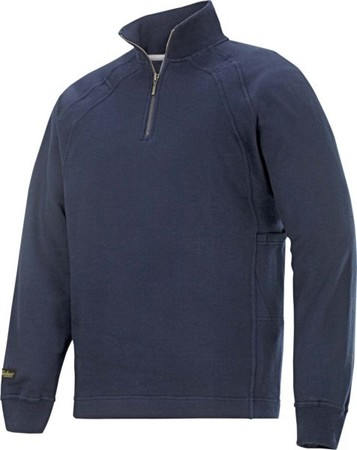 Hultafors (Snickers) Classic Sweatshirttroyer navy, Gr.XS 281395