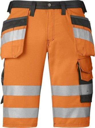 Hultafors (Snickers) High Vis Shorts Kl.1, or, Gr.54 30335574054
