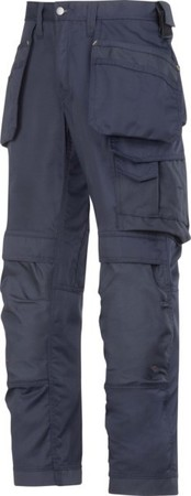 Hultafors (Snickers) CoolTwill Hose navy, Gr.108 32119595108