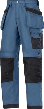 Hultafors (Snickers) Canvas+ Hose Ozean, Gr.104 32141704104