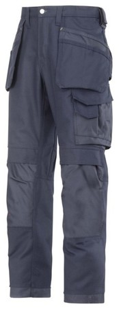 Hultafors (Snickers) Canvas+ Hose navy, Gr.160 32149595160