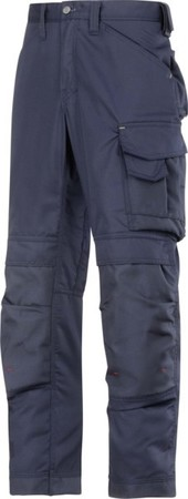 Hultafors (Snickers) CoolTwill Hose navy, Gr.254 33119595254