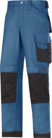 Hultafors (Snickers) Canvas+ Hose Ozean, Gr.108 33141704108
