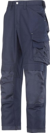Hultafors (Snickers) Canvas+ Hose navy, Gr.42 33149595042