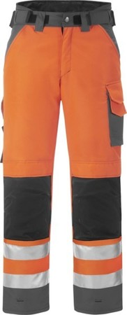 Hultafors (Snickers) High Vis Winterhose Kl.2, or, Gr.252 363955