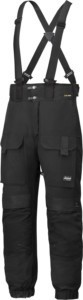 Hultafors (Snickers) XTR Arctic Winter Hose Gr. S, sw-sw 3689040