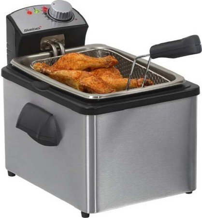 Steba Fritteuse 2755W,3,5l DF 282 eds/sw
