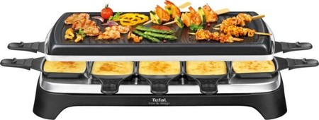 Tefal Raclette-Grill InoxDesign RE 4588