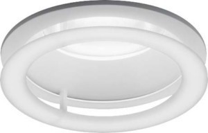 Trilux Dekor-Ring satiniert Amatris C04 DR-PC