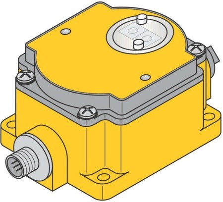 Turck Funkübertragungs-Node Point-to-Point DX70N2X6S4P4M2M2