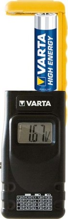 Varta Cons.Varta LCD Digital Battery Tester 00891