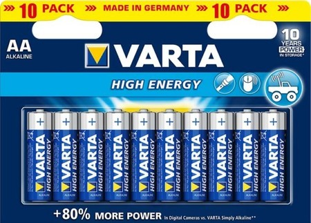 Varta Cons.Varta High Energy Mignon 4906 Bli.10