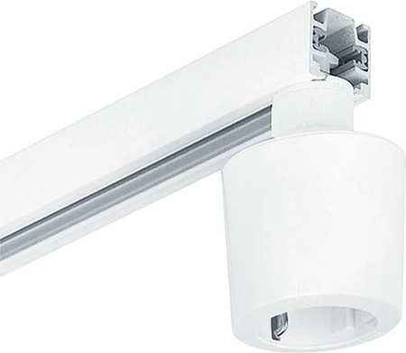 Zumtobel Licht Adapter-Steckdose 3ph ws Steckdose ws 3CU ADAPT #