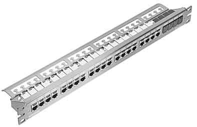Panduit Patch-Panel CP24WSTGY