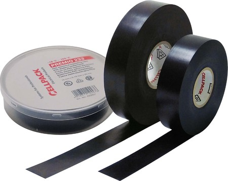 Cellpack PVC-Band UV-best. D:0.18mmB:19mmL:20m 233 0.18-19-20 sw