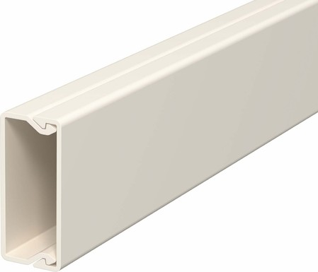 OBO Bettermann Wand+Deckenkanal 15x40mm,PVC WDK15040CW