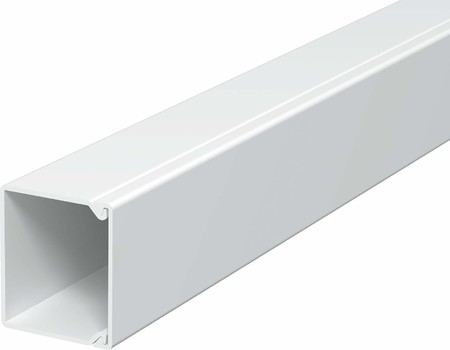 OBO Bettermann Wand+Deckenkanal 30x30mm,PVC WDK30030RW