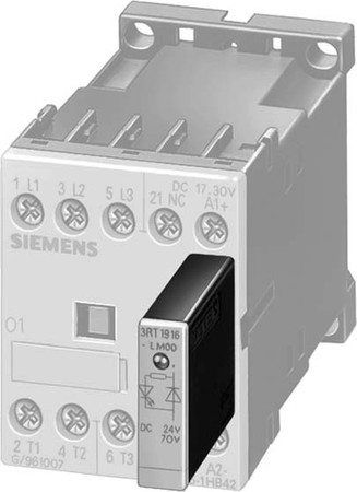 Siemens Indus.Sector RC-Glied 24-48VAC 24-70VDC 3RT1926-1CB00