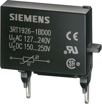 Siemens Indus.Sector RC-Glied 127-240AC 150-250DC 3RT1926-1CD00