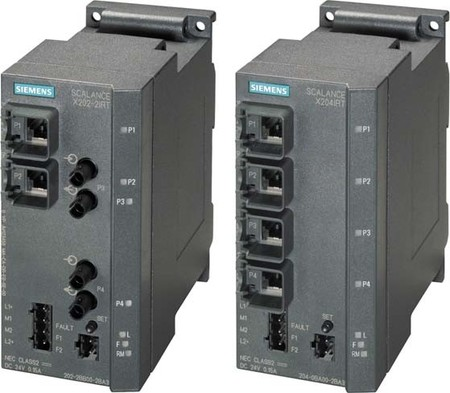 Siemens Indus.Sector Switch Industrial EtherNet 6GK5202-2BB00-2B