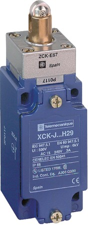 Schneider Electric Positionsschalter IP66 XCKJ167H29