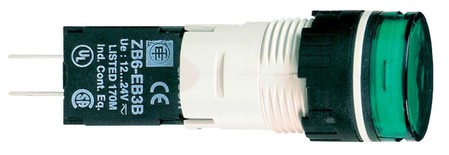 Schneider Electric Leuchtmelder rt, rd m.LED-M.6-24V XB6AV4BB
