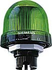 Siemens Indus.Sector Blinklichtelement LED24VDC Grün 8WD5320-5BC