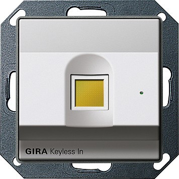 Gira Fingerprint alu Keyless In 2607203
