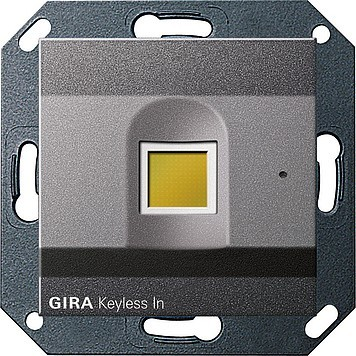 Gira Fingerprint anth Keyless In 260728