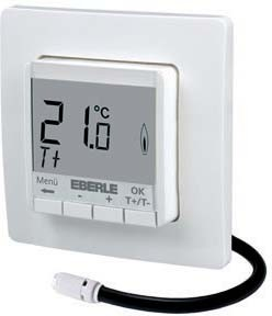 Eberle Controls UP-Thermostat FITnp 3L weiß