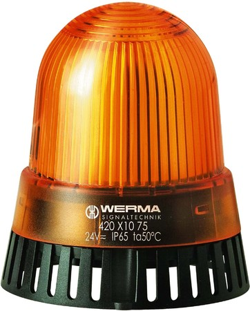 Werma LED-Summer 230V AC ge 420.310.68