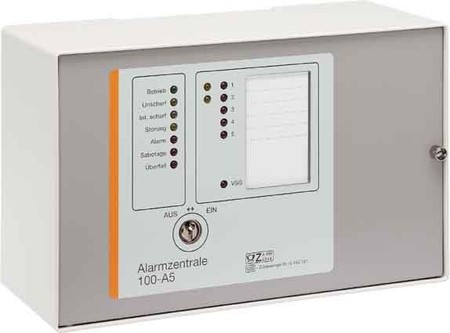 Honeywell Security Zentrale 100-A5 010146