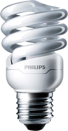 Philips Tornado Spiral energy saving bulb 8718291116981