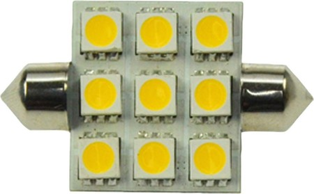 Scharnberger+Has. LED-Soffitte D=24mmx37mm 34697