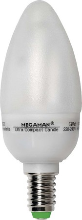 Scharnberger+Has. Energiesparlampe UltraCompact Candle 44744