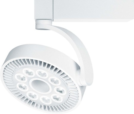 Zumtobel Licht LED-Strahler 3ph EVO 32W 830 DI FL DISC #60712310