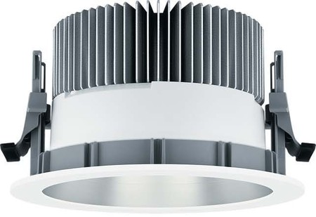 Zumtobel Licht LED-Downlight E150LM 22W 927-65 WH PANOS INF #608