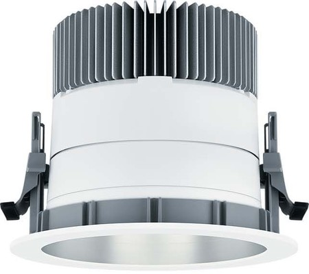 Zumtobel Licht LED-Downlight E150HM 22W 927-65 WH PANOS INF #608