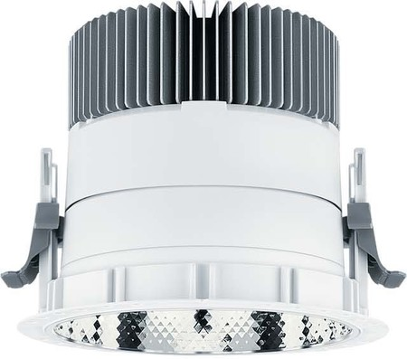 Zumtobel Licht LED-Downlight E150HF 22W 927-65 DB PANOS INF #608