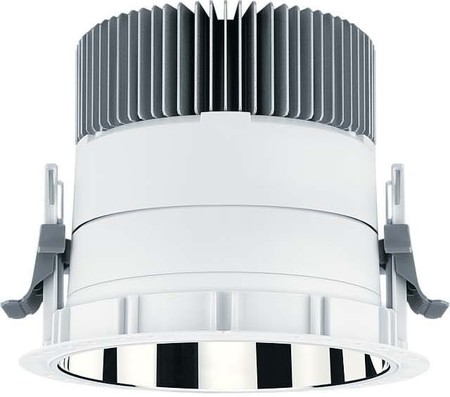 Zumtobel Licht LED-Downlight E150HG 22W 927-65 DB PANOS INF #608