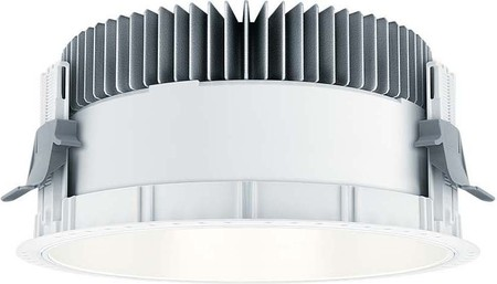 Zumtobel Licht LED-Downlight E200LL 32W 927-65 DB PANOS INF #608