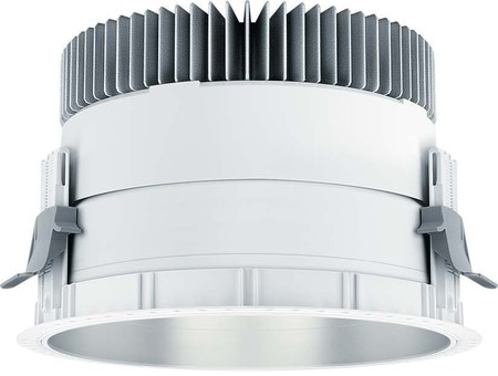 Zumtobel Licht LED-Downlight E200HM 32W 927-65 DB PANOS INF #608