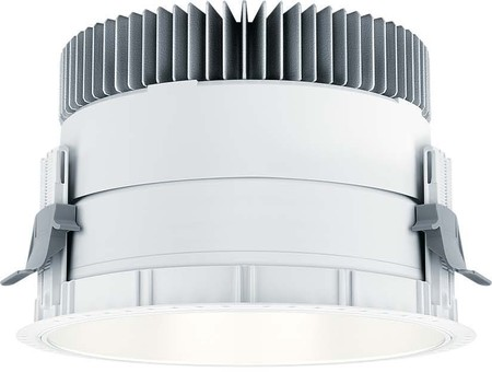 Zumtobel Licht LED-Downlight E200HL 32W 927-65 DB PANOS INF #608