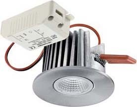 Scharnberger+Has. LED-Downlight D=78mm,EB D=68mm 53029